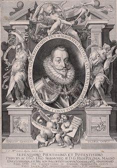 Lietuvos didžiojo kunigaikščio ir Lenkijos karaliaus Žygimanto Vazos (1566–1632) portretas, 1604. Sadeler, Aegidius II (1570-1629). Portrait of Grand Duke of Lithuania and King of Poland Sigismund Vasa (1587–1632), 1604. Sadeler, Aegidius II (1570-1629). National Museum, Warsaw.