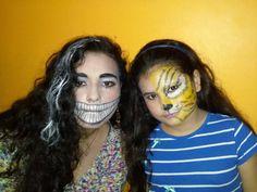 Maquillaje para noche de brujas