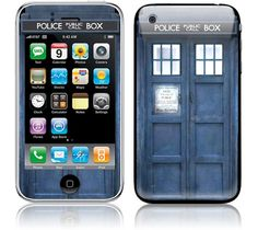 Dr Who iPhone.......I NEED THIS!!!!!!
