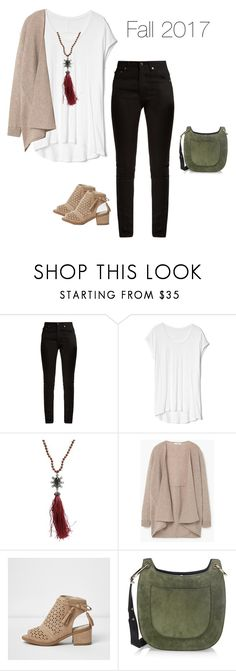 """Untitled #32"" by debbiew216 on Polyvore featuring Yves Saint Laurent, Gap, First People First, MANGO and Jason Wu"