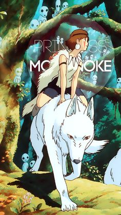 Princess Mononoke iPhone 6 Wallpapers