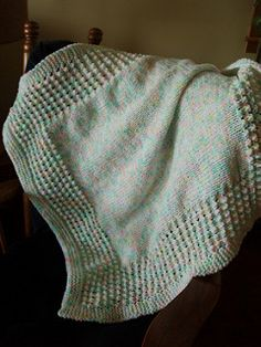 1000+ images about Baby Blanket Patterns on Pinterest ...
