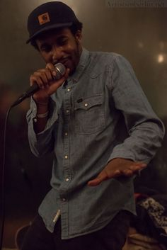 British, Berlin-based Rapper #Lexodus had a concert last Friday night at #ReTramp.  http://lexodus.bandcamp.com/  https://www.facebook.com/retramp/