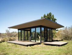 cabin by Olson Kundig Architects