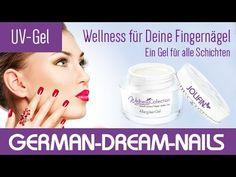 Ihr vertragt keine normalen Gel-Produkte? Dann empfehlen wir  das #Jolifin Wellnes Collection Allergiker-Gel! http://www.german-dream-nails.com/jolifin-wellness-collection-allergiker-gel-5ml #nails #nailart #naildesign