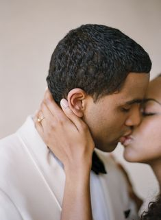 sealed with a kiss... photo by @kissthegroom