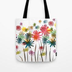 Spring Time Tote Bag www.alannahbrid.com