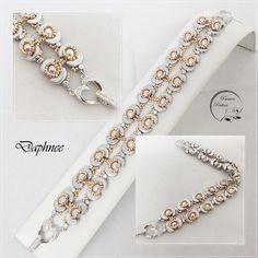 *P KIT diy bracelet DAPHNEE by PASSIONPERLINE on Etsy