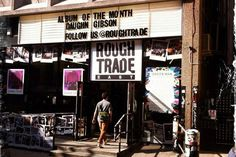 Rough Trade Records Playlist