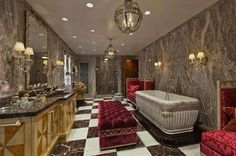 Single Family Home for sales at Twin Silo, Doylestown, PA 5727 Twin Silo Rd Doylestown, Pennsylvania 18902 United States Luxury Apartments, Luxury Homes, Red Velvet Sofa, Million Dollar Rooms, Marble Bathtub, French Style Homes, Ornate Mirror, Curved Staircase, Amazing Bathrooms