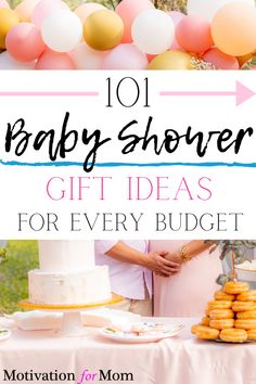 101 baby shower gift ideas! Perfect for a baby girl, baby boy, or gender neutral! Baby shower gifts for every kind of mom! These baby shower ideas are perfect. #babyshower #babyshowergiftideas #babyshowerideas #babyboy #babygirl Single Parenthood, Preparing For Baby, Natural Birth, Happy Mom, Everything Baby, Having A Baby, Best Mom, Baby Shower Games, Shower Gifts