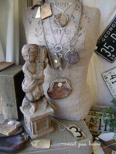 Gorgeous coin purse necklaces