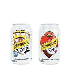 Schweppes Zero designer #packaging PD