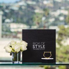 We have the second Rachel Zoe Box of Style Spoiler!