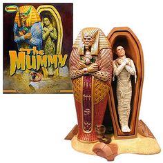 Universal Monsters The Mummy Model Kit
