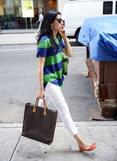 Huma Abedin Knows the Power of a Good Print and Isn't Afraid to Use It
