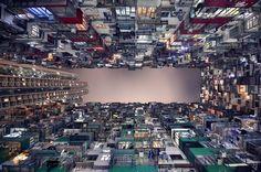 PHOTOGRAPHY – Vertical Horizon: Amazing Photos HK Skyscrapers