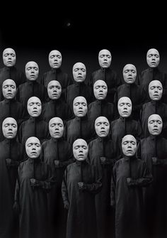 Misha Gordin is a Latvian conceptual photographer currently residing in the US. His moving black and white photographs address some of the deeper questions about existence: birth, death and life. Conceptual Photography, Art Photography, Conceptual Art, Bühnen Design, Marlene Dumas, Long Exposure Photos, Environmental Portraits, Arte Horror, Performing Arts