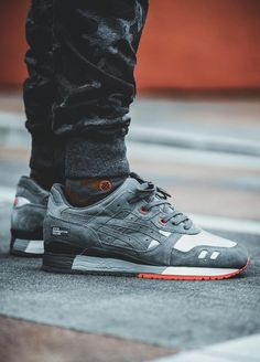 4aab56b7375242 A.R.C. x Asics Gel Lyte III - 2008 (by don shoela) Herrenschuhe Sneaker
