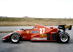 Ferrari 126 C2B '1983