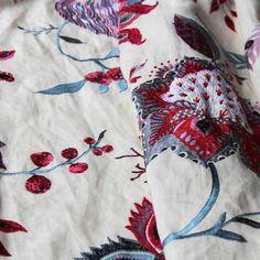 Manuel Canovas Fabrics Beauregard 04709 Shop online, worldwide shipping: http://www.ethnicchic.com/products/beauregard-04709-4710