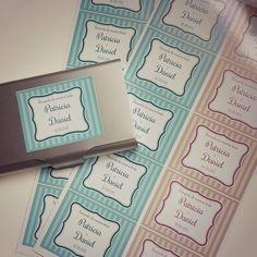 etiquetas para los regalos de invitados #bodas #detallesboda