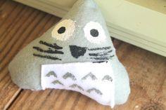 Mini Sushi Totoro Riceball Plush Onigiri by NekoMushroom on Etsy