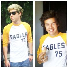 Narry clothes sharing makes me happy :)