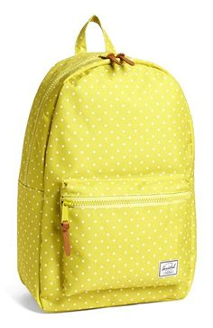 Herschel Supply Co.  Settlement  Backpack available at  Nordstrom Fashion  Backpack, Backpack 7ce6cef26f