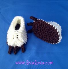 Crochet Max Where The Wild Things Are Hat Booties by livialovia