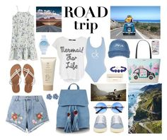 """""""Senza titolo #6425"""" by waikiki24 on Polyvore featuring moda, National Geographic Home, Kate Spade, House of Holland, Iron Fist, Yves Saint Laurent, Calvin Klein, Aéropostale, Topshop e Sisley"""