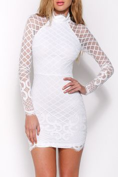 White Princess Bride Dress LAVELIQ