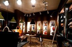 Menhard store by Glamshops, Sibiu – Romania Sibiu Romania, Leather Store, Retail Interior Design, Shop Window Displays, Outlet, Store Design, Visual Merchandising, Windows, Furniture