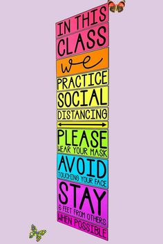 My Math Resources - Social Distancing Bulletin Board Poster – Back to School 2020 Classroom Decor My Math Resources - Social Distance Bulletin Board Poster – Back to School 2020 Classroom Decor<br> This social distancing poster will help keep order in your class and will look BEAUTIFUL on your wall! Use this poster to remind your students of your classroom social distance rules. Math Classroom Decorations, Kindergarten Classroom Decor, Classroom Layout, Classroom Ideas, Reading Bulletin Boards, Back To School Bulletin Boards, Classroom Bulletin Boards, Distance, Social Studies Classroom
