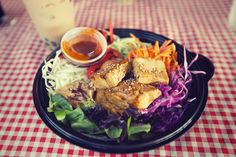 Vegan guide to Austin. This looks yummy!
