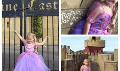 Add a tulle skirt to your daughter's favourite princess dress! I just wanted to share my Daughter's Princess Rapunzel dress – I added a simple … Baby Blue Prom Dresses, Princess Tutu Dresses, Rapunzel Dress, Princess Ball Gowns, Wedding Dresses, Princess Rapunzel, Princess Party, Crochet Tutu Dress, Baby Dress Clothes