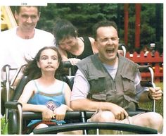 13 Truly Terrified Roller Coaster Riders Caught on Camera | RealClear