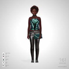equipo de la manera hecha por Mey el uso de ropa de Converse, Zalando, H&M, New Look, Quiz Clothing. Estilo hecho en Trendage.