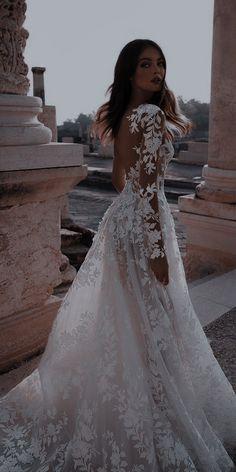 Cute Wedding Dress, Wedding Dresses Plus Size, White Wedding Dresses, Bridal Dresses, Lace Wedding, Backless Wedding Gowns, Wedding Bride, Wedding Ideas, Wedding Shoes