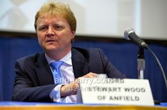 Stewart Wood, Baron of Anfield, Shadow Cabinet Minister, Labour peer & adviser to Ed Miliband (UK).