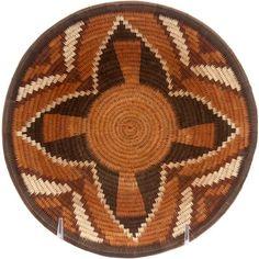 Masterweave African Basket - Botswana -  7.5 Inches Across - #47834