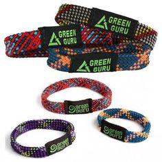 Climbing Rope Bracelet by Green Guru gear - BuyGreen.com
