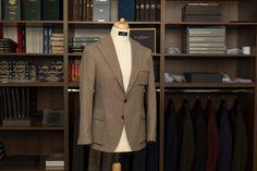 CRTW Jacket Custom Ready To Wear   #CRTW #jacket #halfcanvas #handmade #bespoketailoring #menswear #sartorial #mnswr #menwithclass #suits #design #ZAVATE Bespoke Tailoring, Ready To Wear, Suit Jacket, Menswear, Victoria, Suits, How To Wear, Handmade, Design