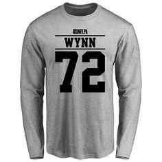 Kerry Wynn Player Issued Long Sleeve T-Shirt - Ash