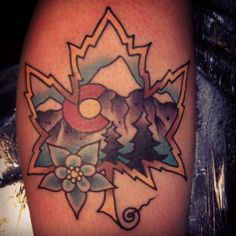 1000 images about tattoos on pinterest mountain tattoos for Best tattoos in colorado springs