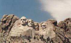 Mt Rushmore - South Dakota - One of my favorite road trips