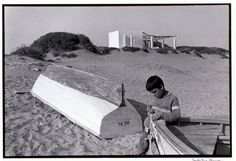 "Boy on beach. ""A Greek Portfolio"" © Costa Manos/Magnum Photos Magnum Photos, Boy On Beach, Greece Pictures, Karpathos, Photographer Portfolio, His Travel, Travel Around, Surfboard, Countryside"