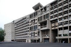 Secretariat Chandigarh - List of Le Corbusier buildings - Wikipedia, the free encyclopedia