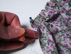 Shwin: Sewing 101: Gathering