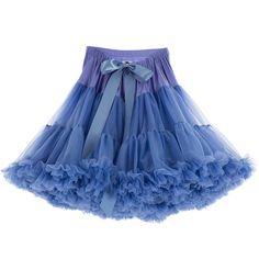 ddc9a51842ea63 Soft Tulle Bluebell Purple Petticoat - DORIS DESIGNS. Perfect as a Bridal  Petticoat, Bridesmaid